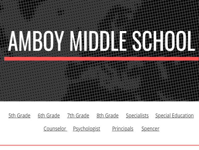 amboy distance learning site